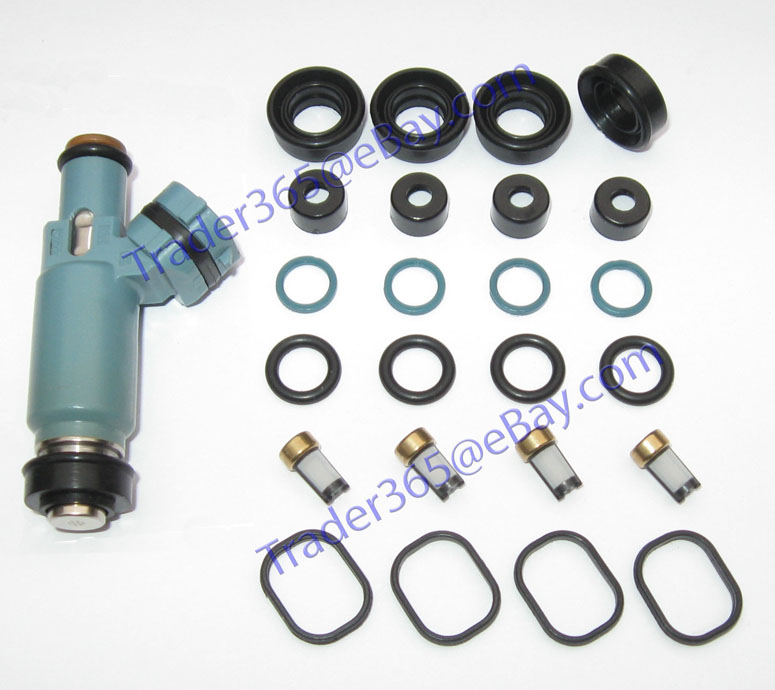 Fuel Injector Repair Kit for Injector Part # 195500-3310